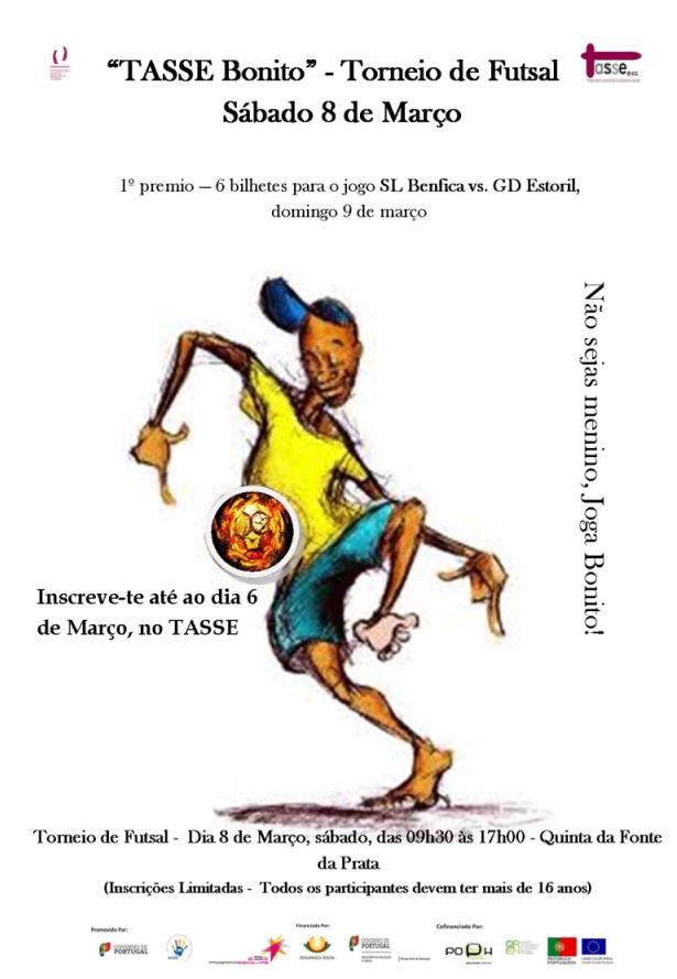 Torneio futebol Joga Bonito